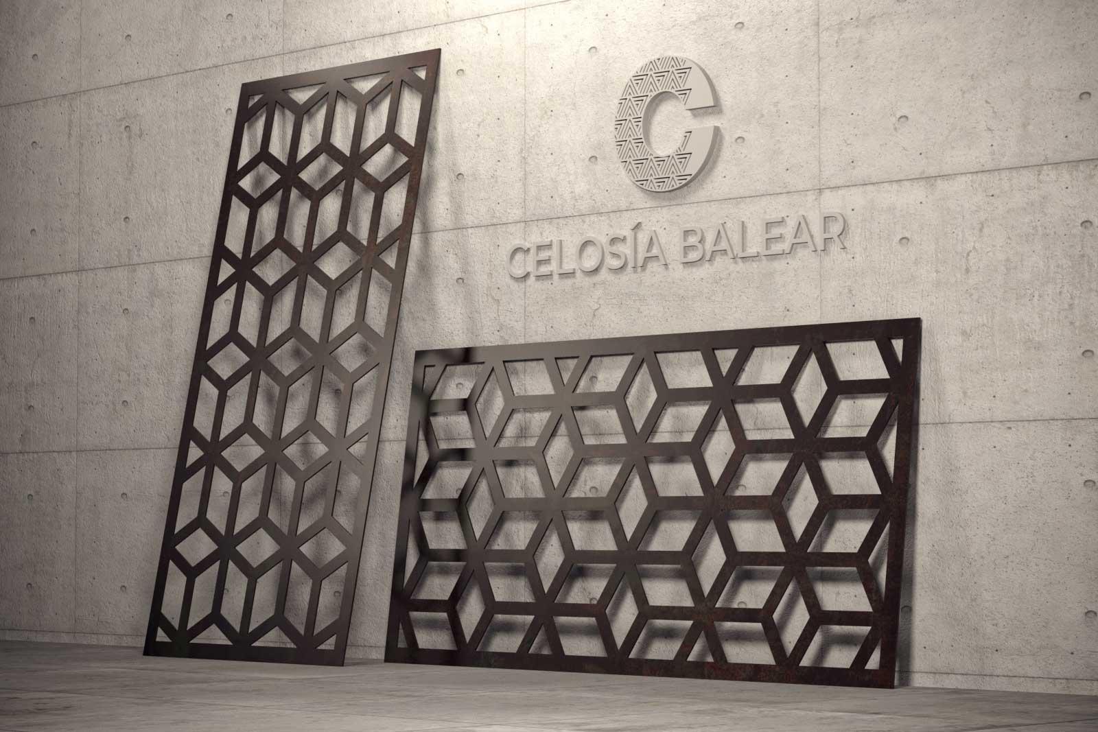 Diseño cubista para fachadas y cubiertas