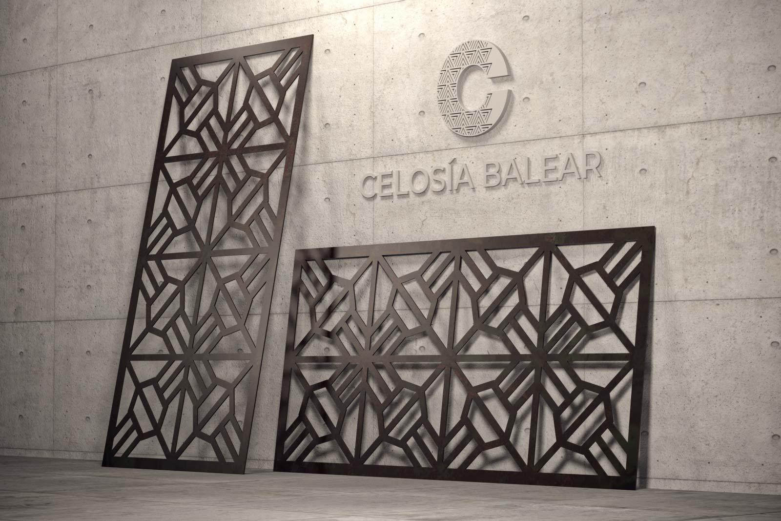 Diseño cubista para arquitectura interior y exterior